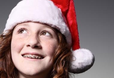 Santa braces