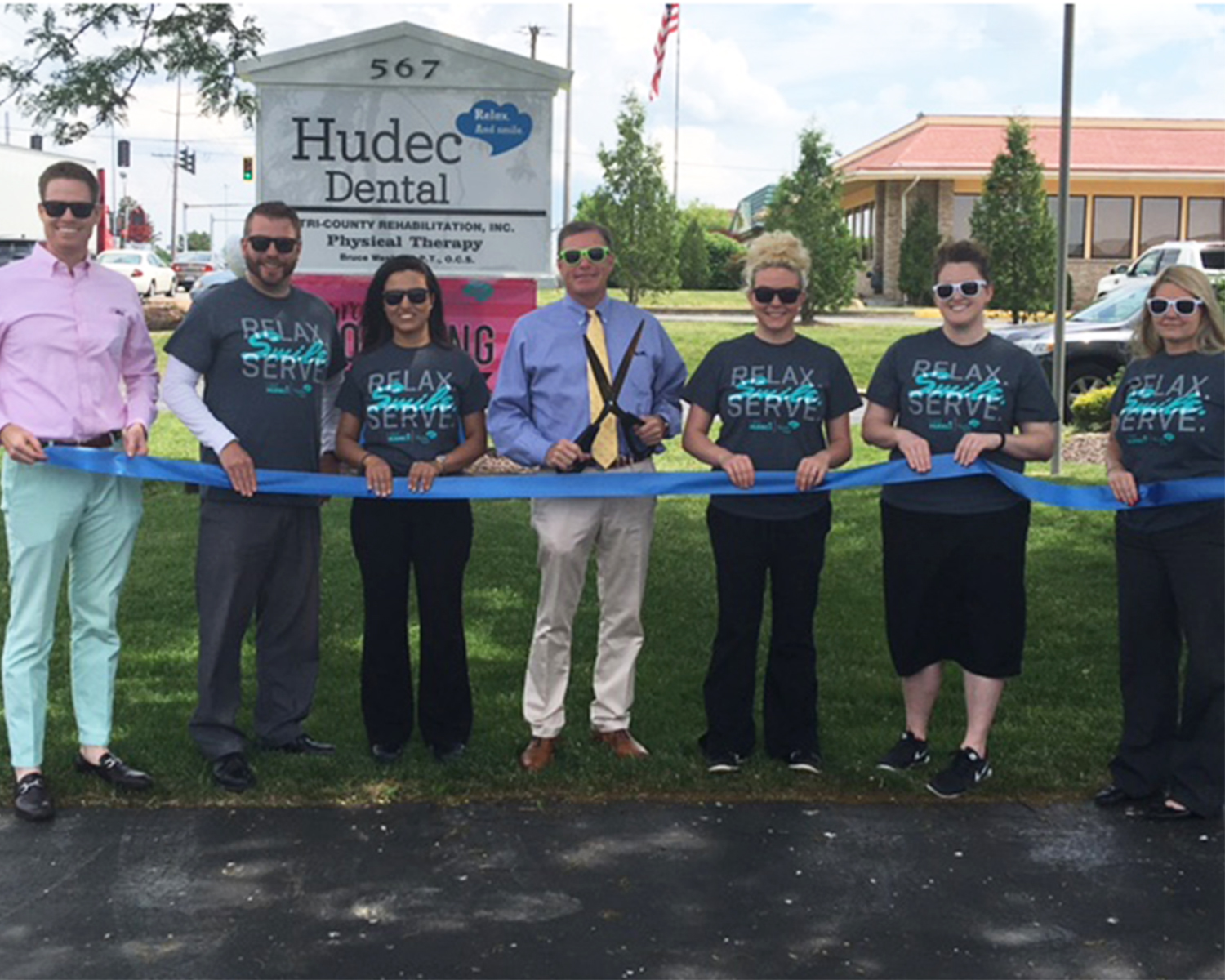 Ribbon Cutting Photo (revised)